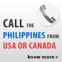 Call to the Philippines